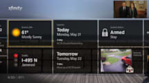 Comcast's 'Project Dayview' does PDA duty across TV, phone, PC and tablet (update: video)