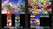 Super Smash Bros. 3DS patch nerfs Rosalina, hitstun cancels