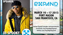 Live from Expand: DJ Spooky (video)