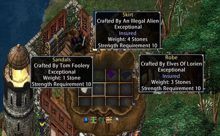 The Daily Grind: Do you miss maker's marks in MMOs?