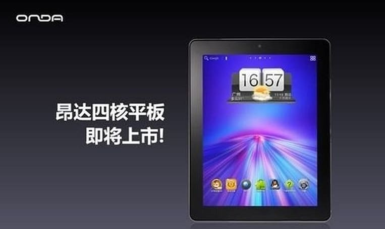 Onda's V972 tablet packs Jelly Bean and a Retina-like display for $240