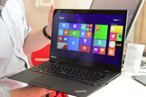 Lenovo ThinkPad X1 Carbon 2014 Edition Hands-on
