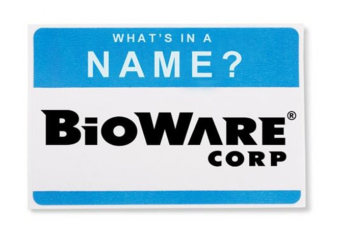 What's in a Name: BioWare