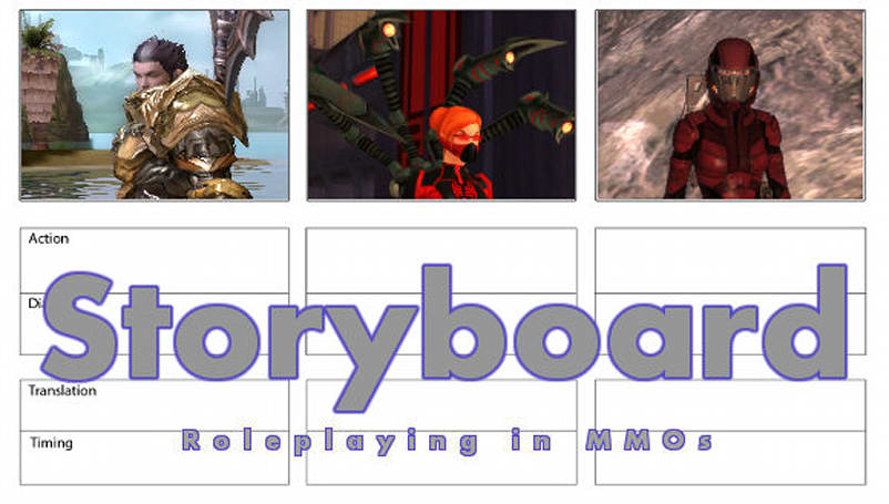 Storyboard: Archetype discussion -- the Soldier