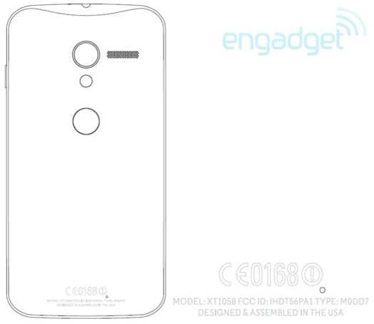 Motorola XT1058 for AT&T hits the FCC, could be XFON related