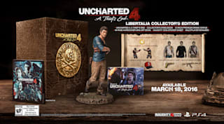'Uncharted 4' hits PS4 next March