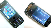 Keepin' it real fake, part CXCIX: NokiPhone N3000i dual slider is one part N95, two parts iPhone, and six parts win