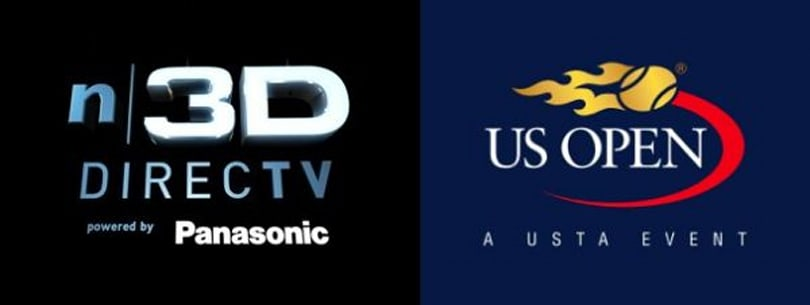 CBS, Panasonic & DirecTV add US Open Tennis to 3D Demo Days lineup