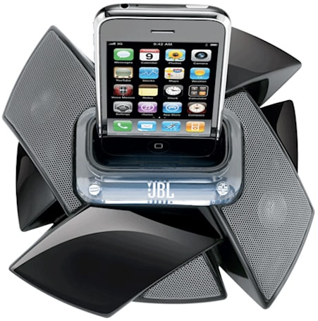 JBL brings the twist to On Stage IV and On Stage Micro III iPod sound docks