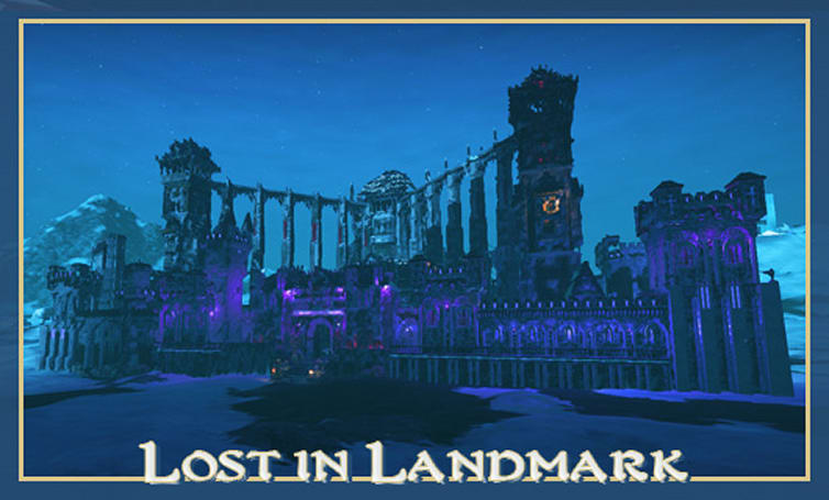 The Stream Team:  Living like a Teir'Dal in Landmark (and a beta giveaway)