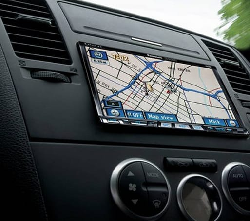Panasonic launches its first US in-car navigation unit