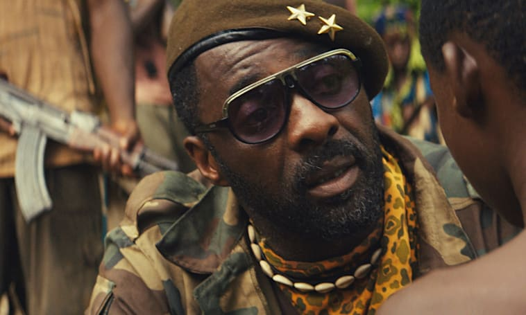 Netflix's 'Beasts of no Nation' already has 3 million views