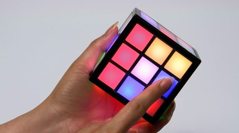 Rubik's TouchCube to make debut this weekend... on QVC