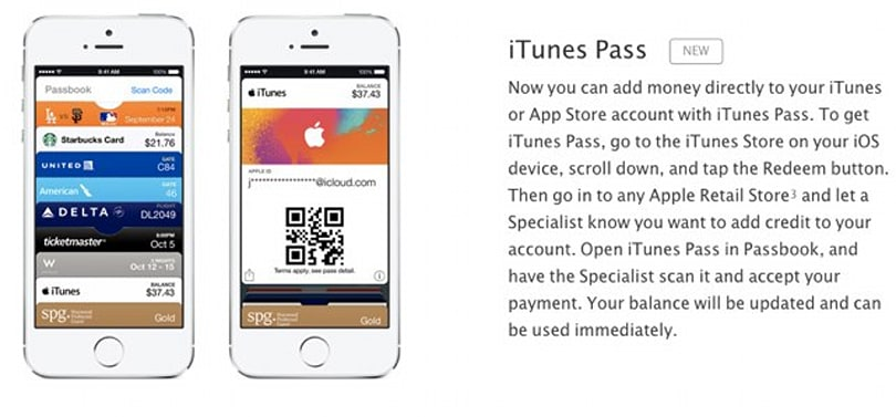 iTunes Pass spreads to U.S., U.K., and more