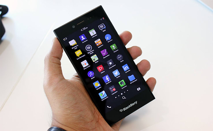 Taking the plunge with BlackBerry's cheap Leap