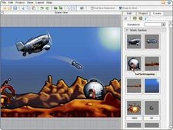 Torque Game Builder 1.7 helps indie game developers