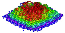 Physicists successfully map individual atoms in 3D