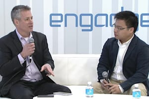 Engadget at CES 2014: Huawei Interview