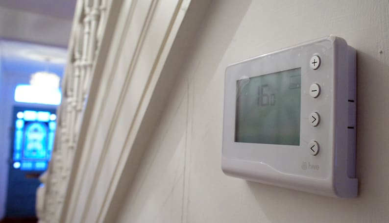Surviving a British winter with a not-so-smart thermostat
