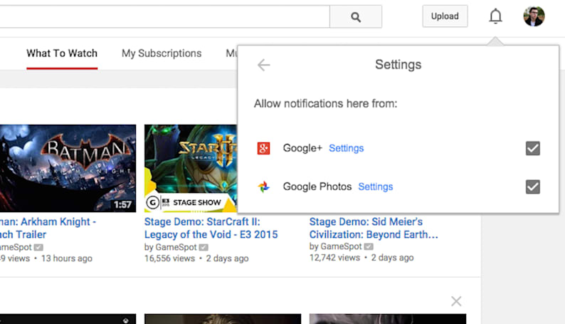 Google lets you hide unwanted web notifications