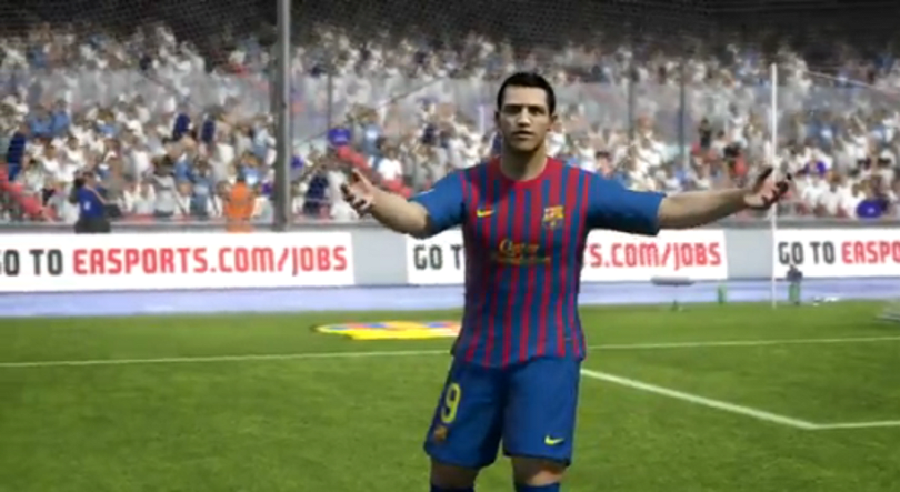 FIFA 13 with Kinect lets the ref hear, react to your foul mouth