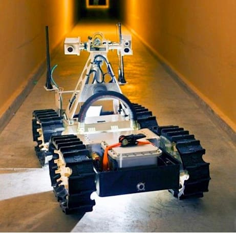Gemini-Scout robot can scope out mining accidents, may save lives (video)
