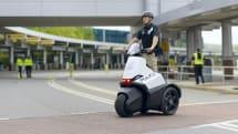 New Segway Patroller gives mall cops a third wheel