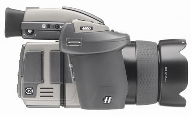 Hasselblad discontinues the H2 product line