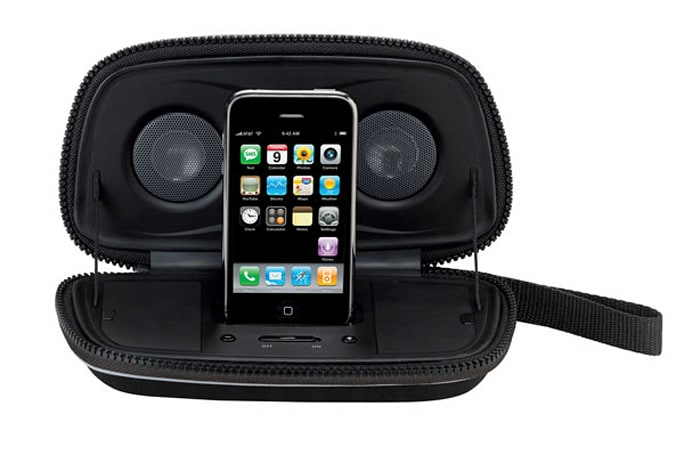 iHome showcases iP29 / iP49 / iHMP5 iPod speaker systems