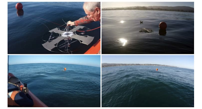 US Navy's solar drone flies from and lands on water