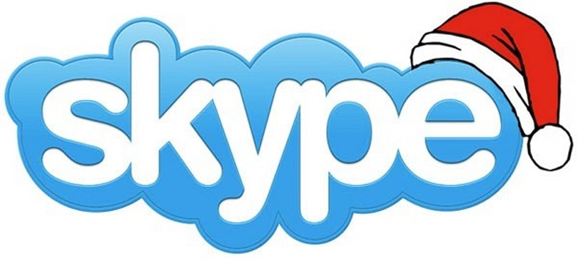 Skype turns into Santa, gives you free airport WiFi during the holidays
