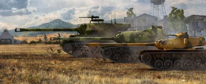 World of Tanks' patch 7.2 locks and loads tomorrow