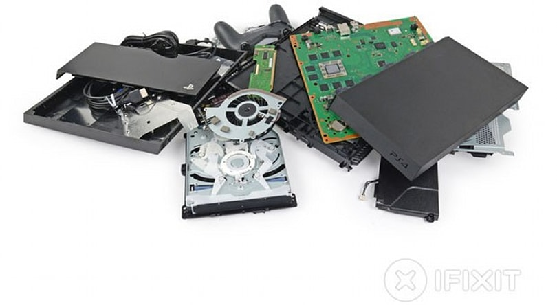 PlayStation 4 teardown voids the warranty so you don't have to (update: quite repairable)