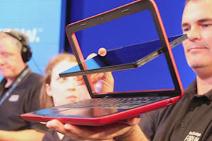 Dell Inspiron Duo at IDF 2010 (Slight Return)