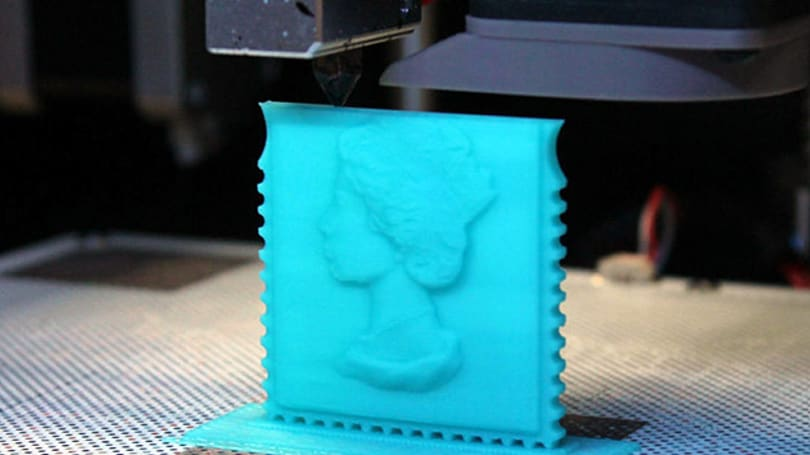 Royal Mail wants you to 3D print gifts right before you ship them