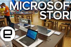 Microsoft NYC Flagship Store Preview