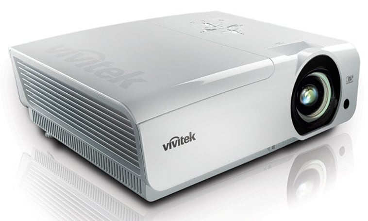 Vivitek holds true to its word, delivers sub-$1000 1080p projector