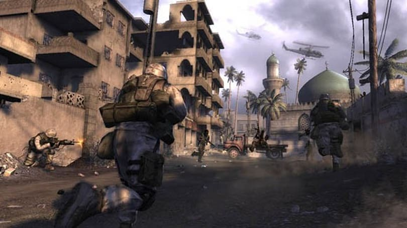Konami announces 'Six Days in Fallujah,' based on real battle in Iraq
