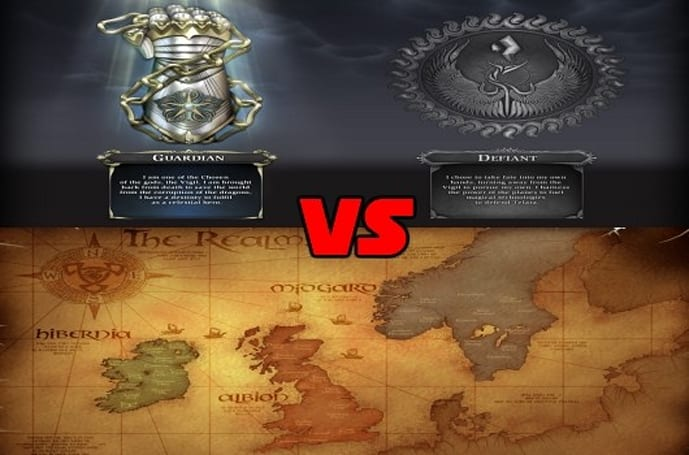 Leaderboard: Two factions vs. three factions