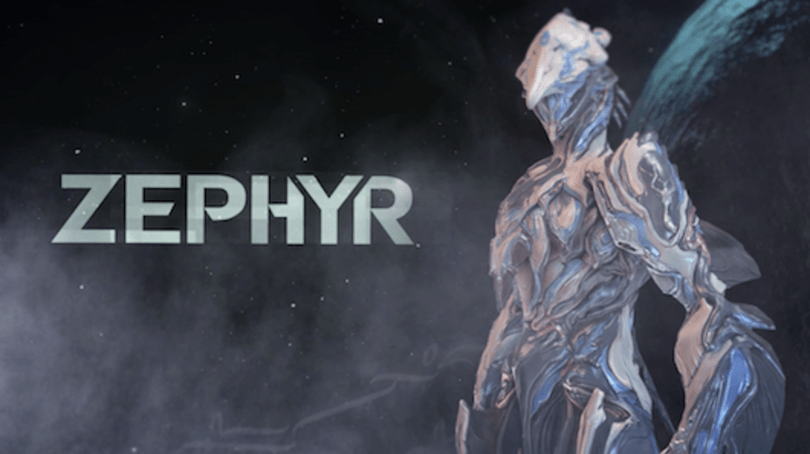 Warframe PC update adds Zephyr, game hits 5.5 million users
