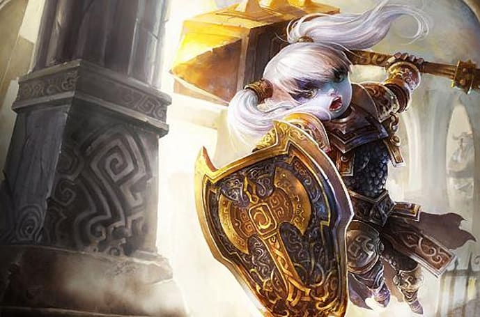 The Summoner's Guidebook: One lady fights for equality in the League of Legends