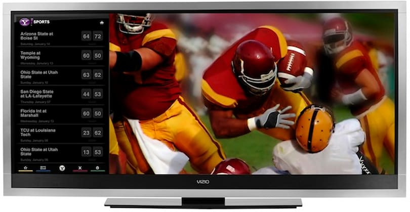 Vizio's CES 2012 HDTV lineup includes 3D, Google TV and ultrawidescreen... again