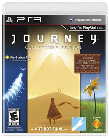 'Journey: Collector's Edition' gets 'exclusive minigames,' all three soundtracks on Aug. 28 for $30
