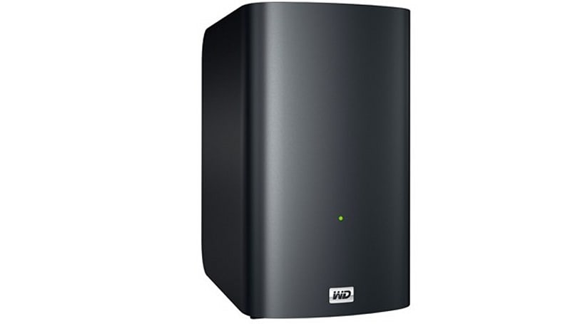 Western Digital offers 8TB version of its My Book Live Duo NAS