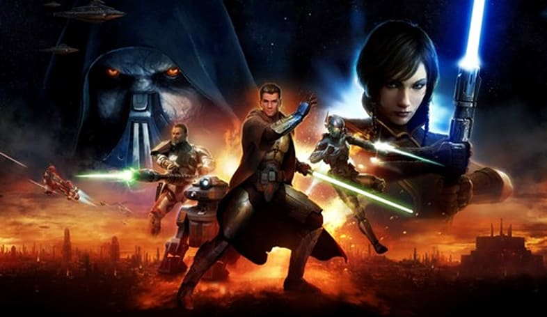 Star Wars: The Old Republic, a cautionary tale of breaking into MMOs