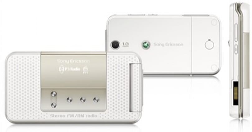 Sony Ericsson fires off four low-enders: T270, T280, R300, and R306