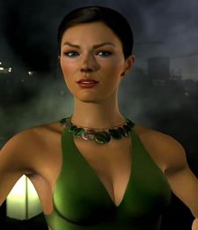 Catfight: Adrienne Curry vs. Lara Croft
