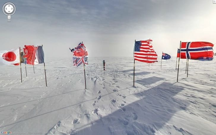 Street View heads back to the Antarctic, visits historic landmarks (video)