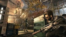 'Deus Ex: Mankind Divided' betrayed by leaked screenshots (update)
