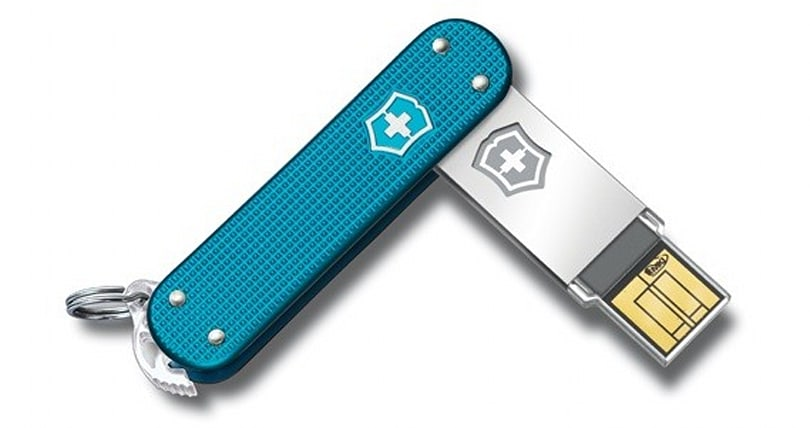 Victorinox Swiss Army debuts Slim, Slim Duo and Secure SSD USB drives, we go hands-on
